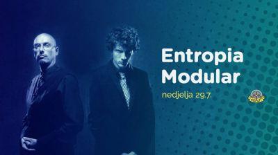 entropia modular azimut