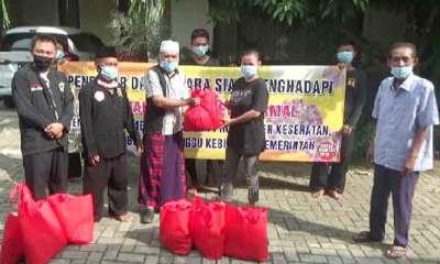 Suksesi New Normal, Jawara & Pendekar Banten Dukung Kebijakan Pemerintah