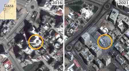Google Haritalar Gazze'yi neden bulanıklaştırdı?