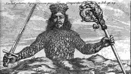 Hobbes, blokchain'i görse Leviathan'ı yazmaya ihtiyaç duyar mıydı?