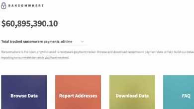 Fidye yazılım saldırılarını takip etmek için yeni adres: Ransomwhere