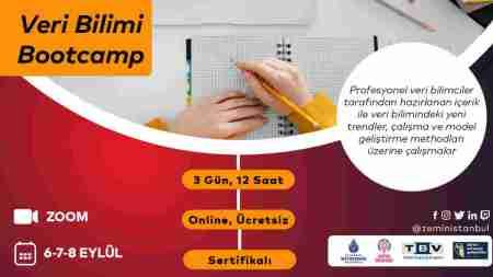 Zemin İstanbul'dan Ücretsiz Veri Bilimi Eğitimi