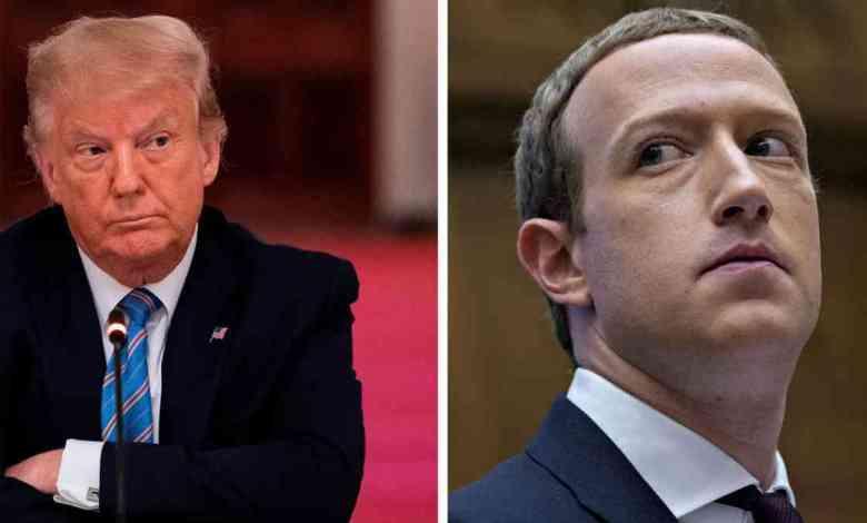 Facebook ve Trump arasında gizli anlaşma: Bazı muafiyetler karşılığı dezenformasyon engellenmedi