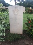 British RAF lost in the last month of the war - only 22