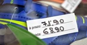 Importância em afixar preços dos produtos na gôndola
