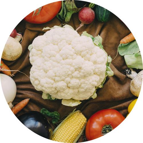 Canxi từ thực phẩm thực vật