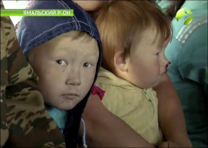 Niños que van al hospital