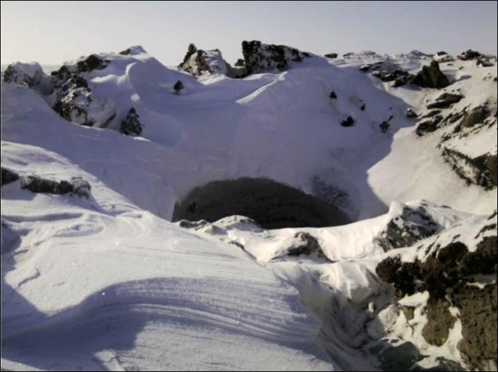 Taimyr hole