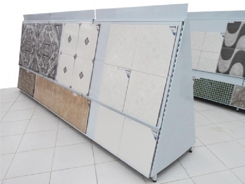 Expositor para Pisos e Azulejos  Sibria Projetos