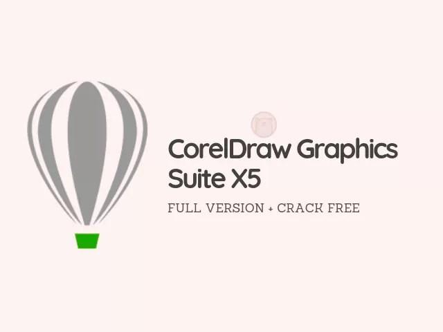 Download CorelDraw Graphics Suite X5 Terbaru Full Version