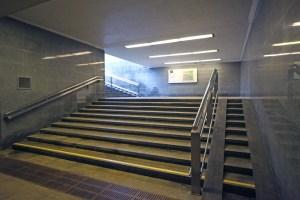 Подземные пешеходные переходы