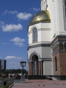 Храм на Крови Екатеринбург
