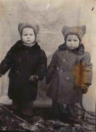 5.serija_Krasnojarskas un Tomskas apgabali 1949. Dvini no Ezeru sadzas un Mullova_brali Veismani, Ozjornij