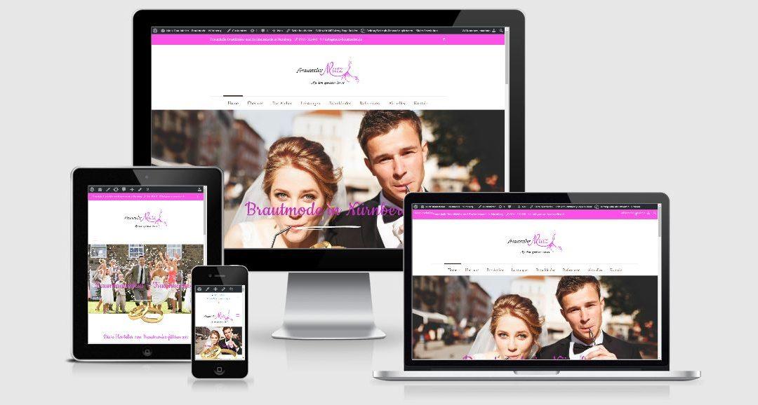 Handwerk Sibits Webdesign