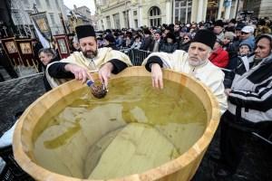 The Epiphany in Sibiu