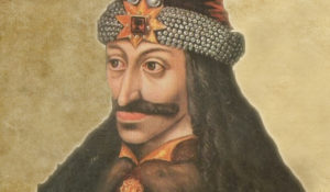 Vlad the Impaler official portrait