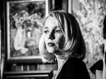 Елена Берсенёва, поэт, член Союза писателей России. Фото Густаво Зырянова
