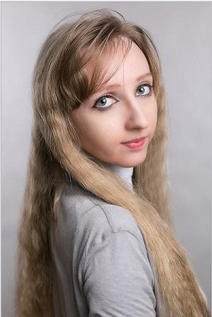 Юлия Федорищева. Фото Екатерины Скабардиной