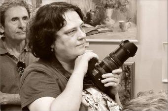 Лариса Подистова. Фото Александра Симушкина