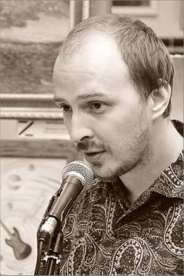 Антон Метельков. Фото Александра Симушкина