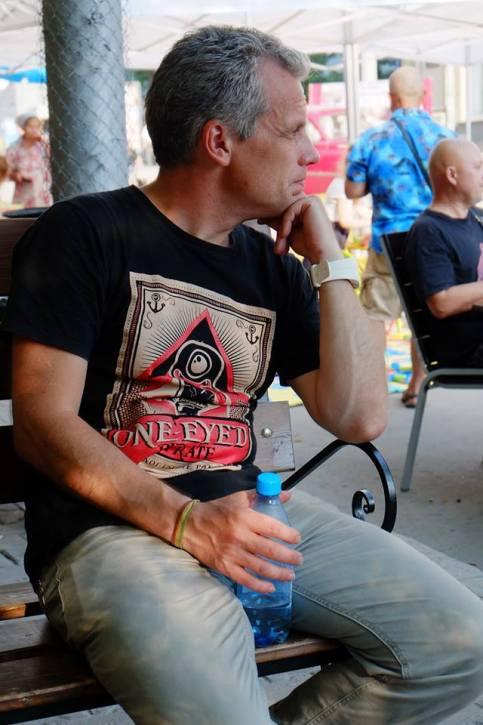 Святослав Одаренко. Фото Александра Симушкина