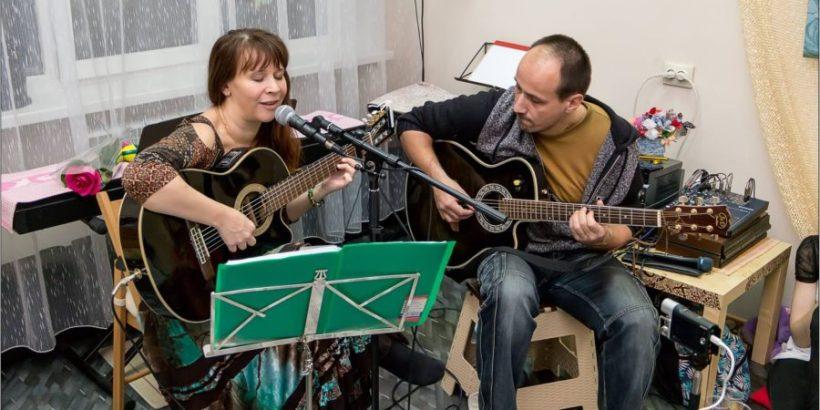 Борис Инкижинов, Татьяна Красовская. Фото Александра Симушкина