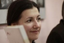 Люди как книги. Встреча с Евгенией Шадриной-Шестаковой. Фото Антона Веселова
