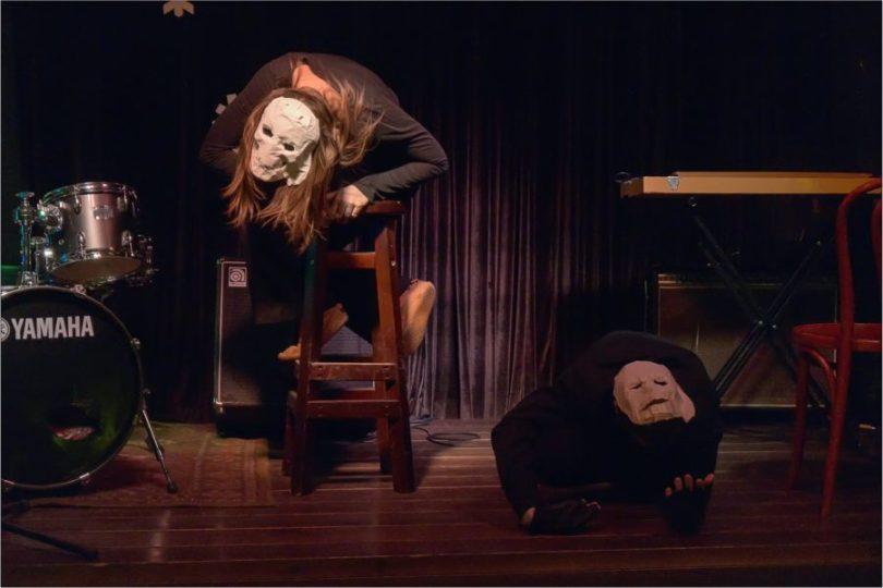 Человек и его Тень: антропологическое шоу-перформанс