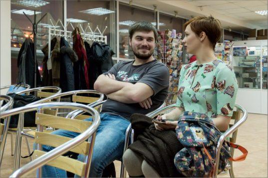 Фейковые новости Лады Юрченко. Фоторепортаж с лекции.