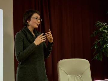 Елена Черезова. Фото Александра Симушкина