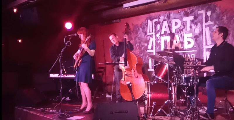 Анна Ширяева. Концерт в Арт-пабе 13 мая 2018