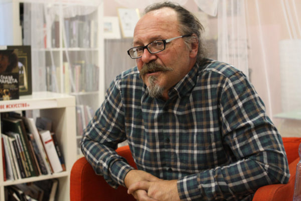 Андрей Курченко в проекте «ЛЮДИ КАК КНИГИ»