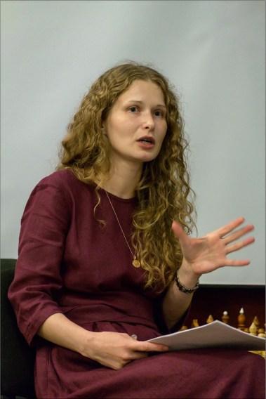 Екатерина Авсейко. Фото Александра Симушкина