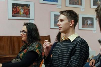 Джазовый клуб с Петром Бобровым. Фото Александра Симушкина
