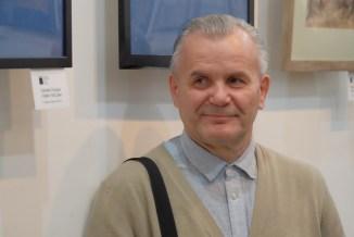 Евгений Назимко. Выставка Михаила Паршикова. Фото Александра Симушкина