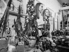 Рождественский базар в Российско-Немецком Доме. Фото Алексея Школдина