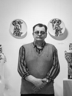 Вернисаж Валерия Кузнецова. Фото Алексея Школдина