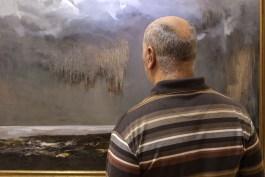Выставка Анатолия Никольского. Фото Ольги Левыкиной