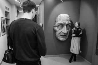 Выставка ЛЁД. Фото Алексея Школдина