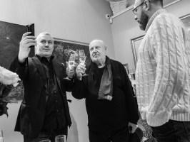Выставка акварели и живописи Анатолия Никольского. Фото Алексея Школдина