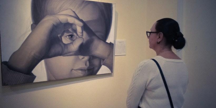 Выставка Анастасии Кузнецовой-Руф и Ивана Коршунова. Фото Елены Берсенёвой