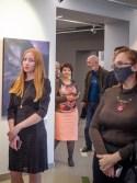Выставка «КРАСНЫЙ ПРОСПЕКТ. #Эволюция». Фото Елены Берсеневой