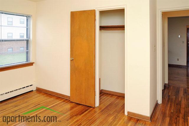 Bedroom view 1 - 1 Bedroom apartment