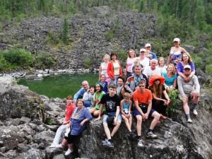 Места силы Алтая: Телецкое озеро, июль 2015