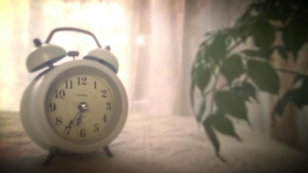 目覚し時計