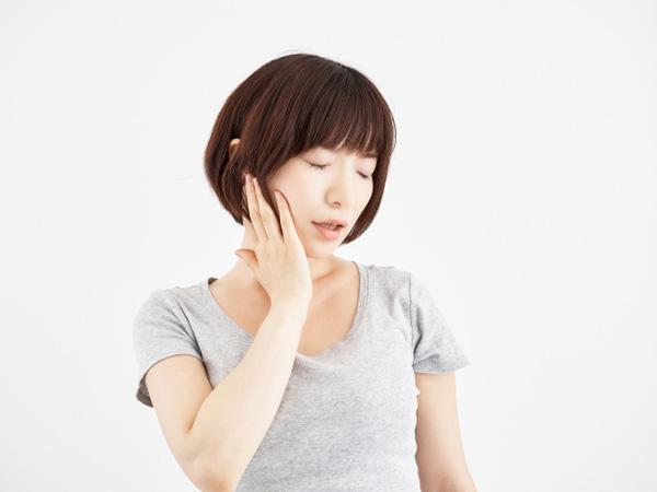 顔の骨の減少