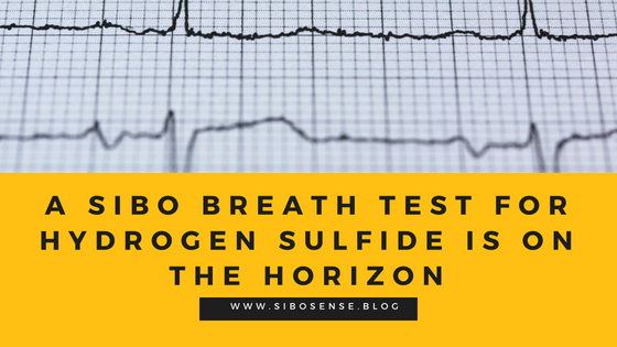 A SIBO Breath Test For Hydrogen Sulfide Is On the Horizon
