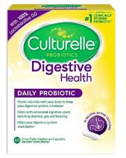 culturelle probiotic IBS