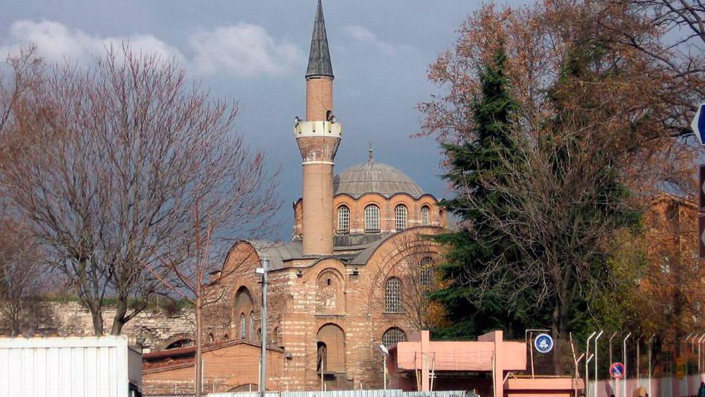 Мечеть Календерхане (Kalenderhane Camii) в Стамбуле
