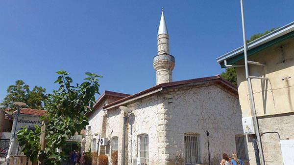Мечеть Кебир Джами